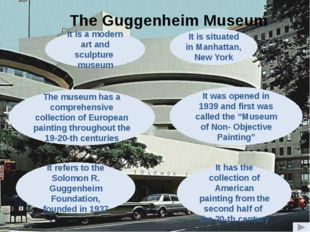 The Heritage of the Museum The museum's collections include large numbers of