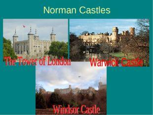 Norman Castles