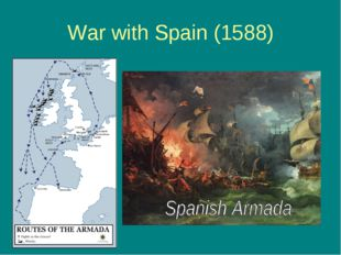 War with Spain (1588)