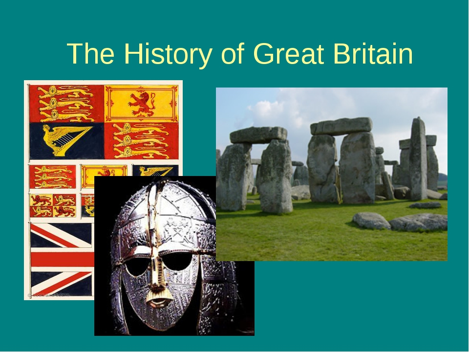 The History of Great Britain