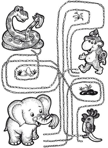 Чтение книги (Лучшие подвижные и логические игры для детей о…