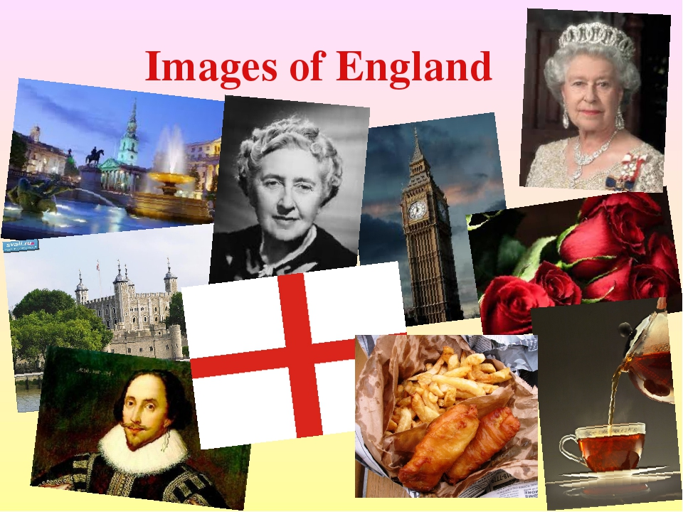 Images of England