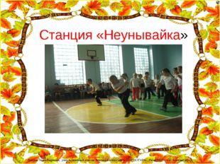 Станция «Неунывайка» Лазарева Лидия Андреевна, учитель начальных классов, Риж