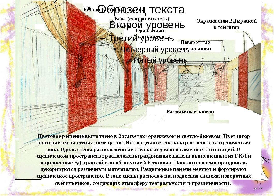 Белый (чистый) - вуаль Оранжевый плотная ткань Беж (слоновая кость) -вуаль Ра...