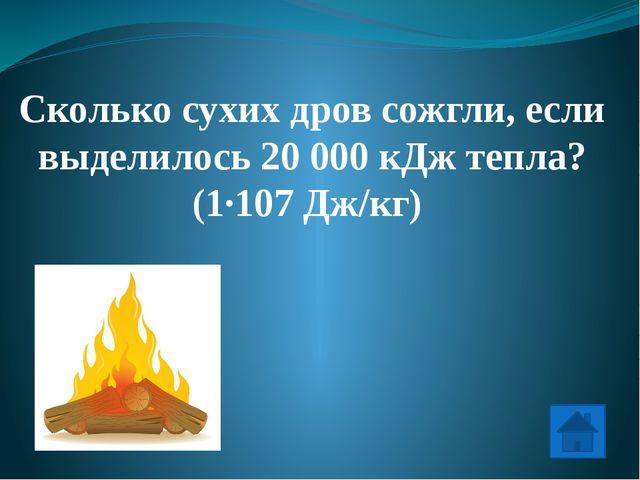 Величина, показывающая сколько тепла надо затратить для нагревания 1 кг вещес...