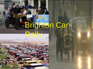 Brighton Car Rally