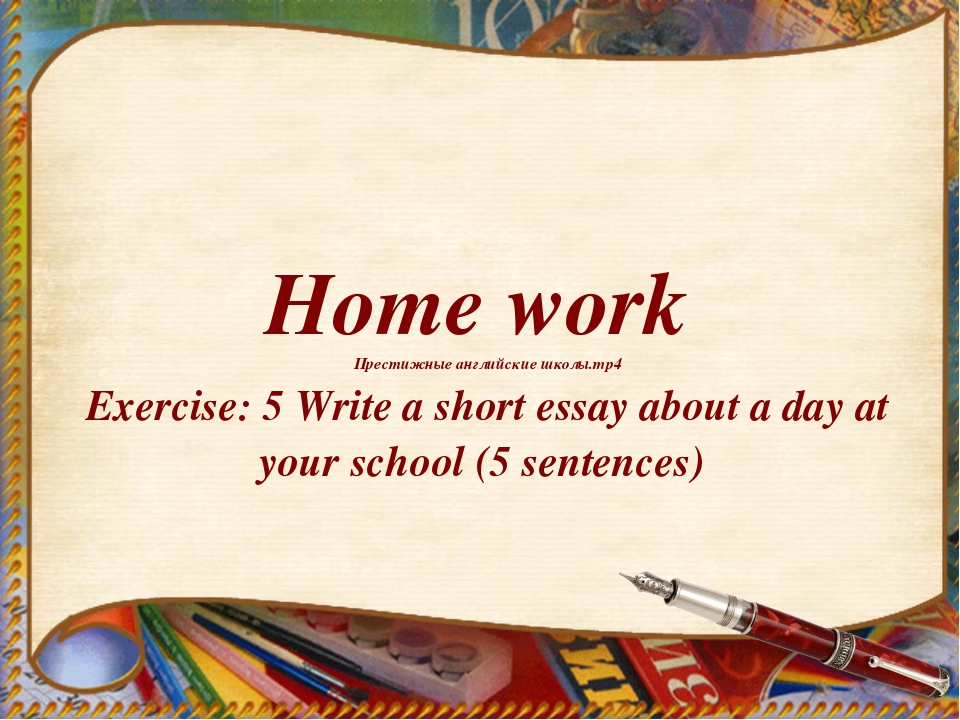 essay on your school life Custom paper writing service custom writing service: only custom-written papers / professional writers / always on-time delivery essay about high school life.