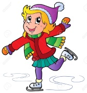 http://previews.123rf.com/images/clairev/clairev1111/clairev111100054/11505287-Cartoon-skating-girl-illustration--Stock-Vector-winter.jpg