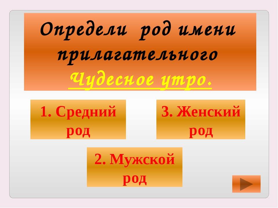 Имя прилагательное обозначает… 1. Действие предмета 3. Предмет 2. Признак пре...