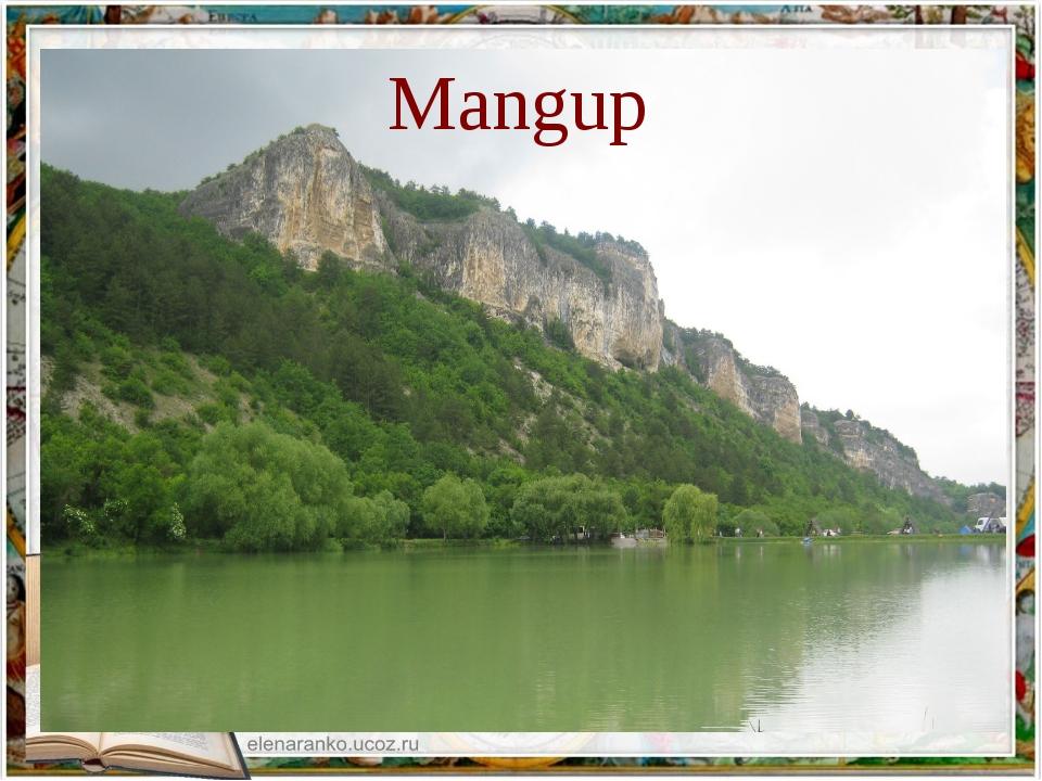 Mangup