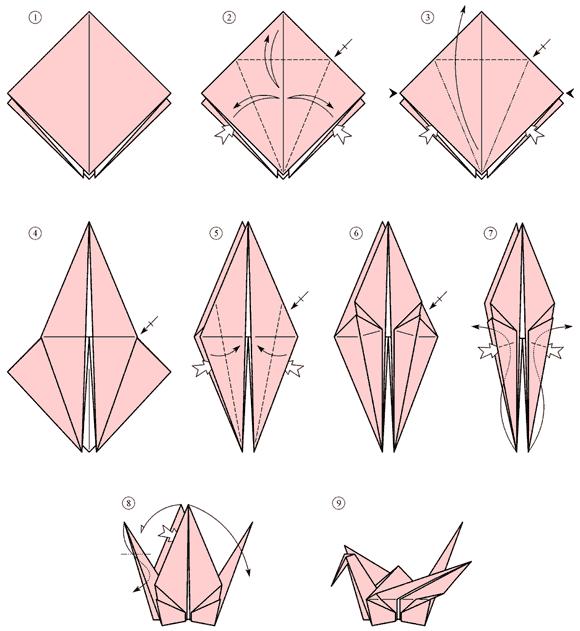 Журавлик (схема)