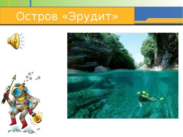 Остров «Эрудит»