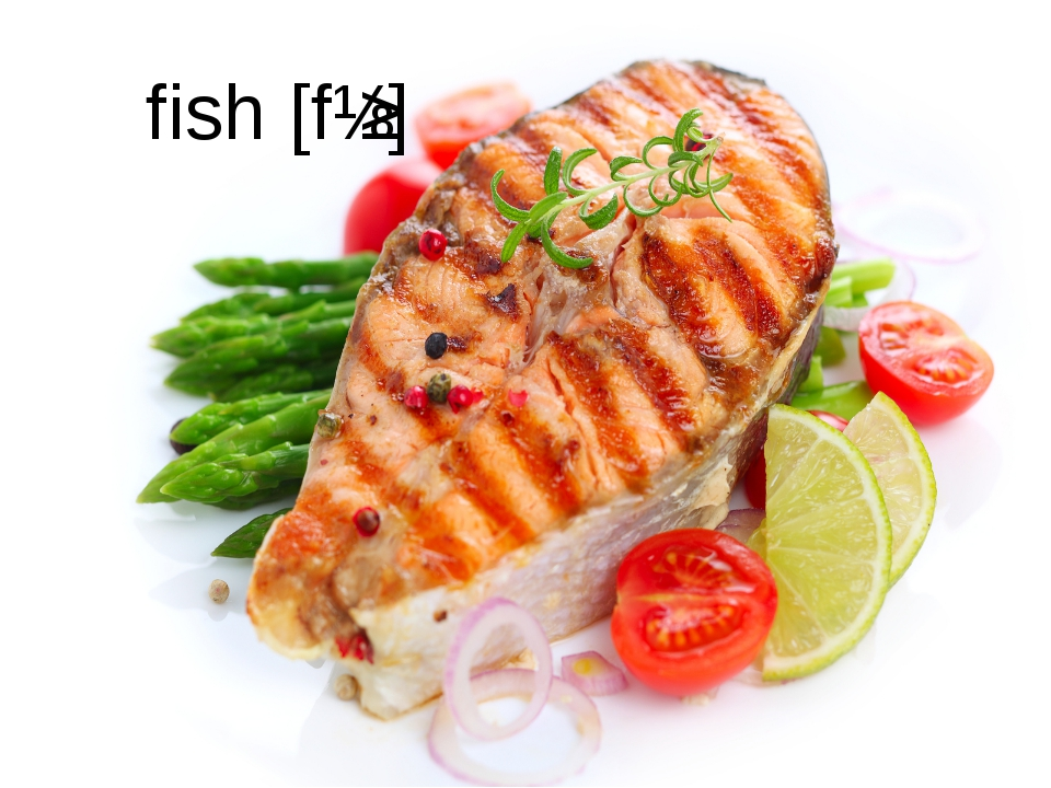 fish[fɪʃ]