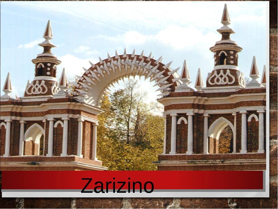 Zarizino