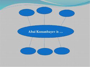 Abai Kunanbayev is …