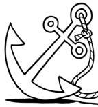 Якорь – символ надежды