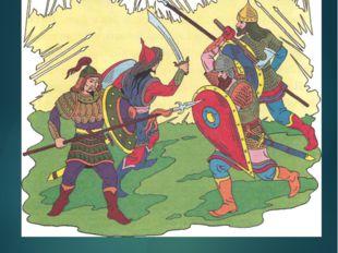 Битва на поле Куликовом