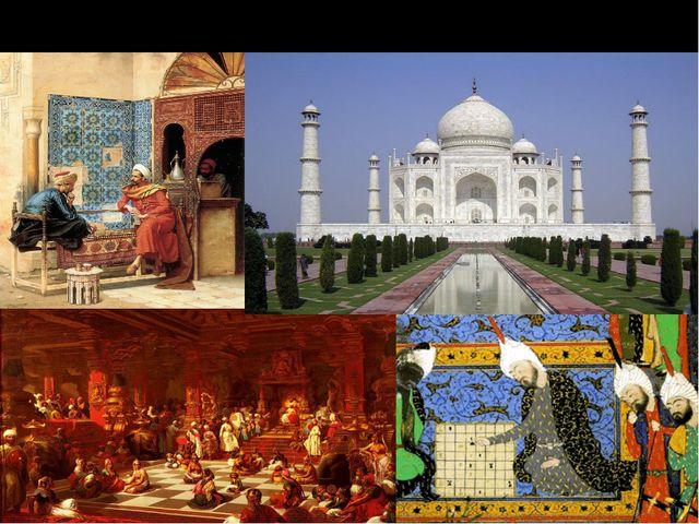 Индия - родина шахмат