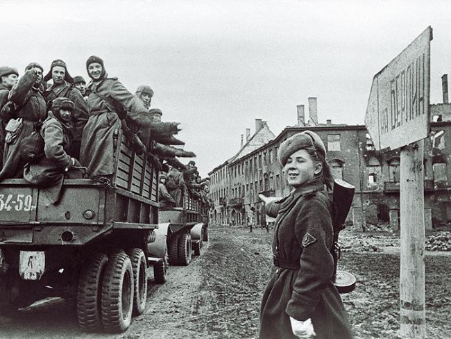 basik.ru - Историческое - Фотографии Великой Отечественной Войны - фотография 2