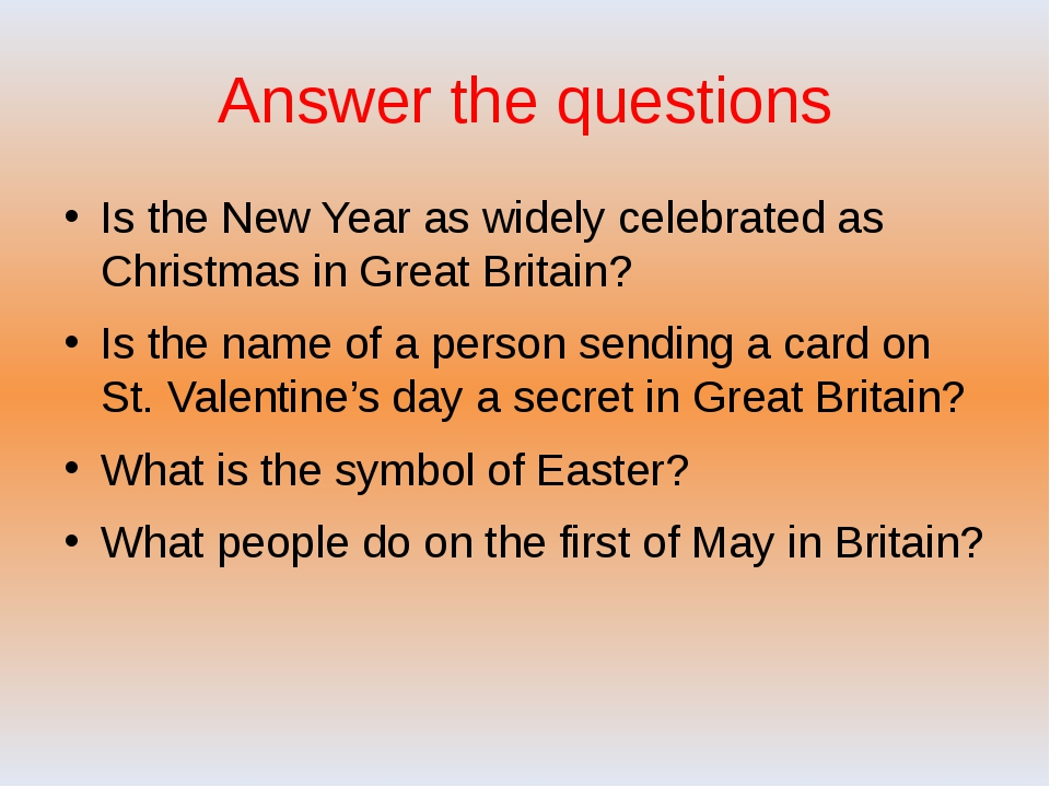 Answer the questions Is the New Year as widely celebrated as Christmas in Gre...