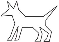 Создание векторных рисунков путем преобразования в кривые