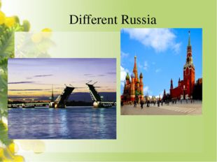 Different Russia