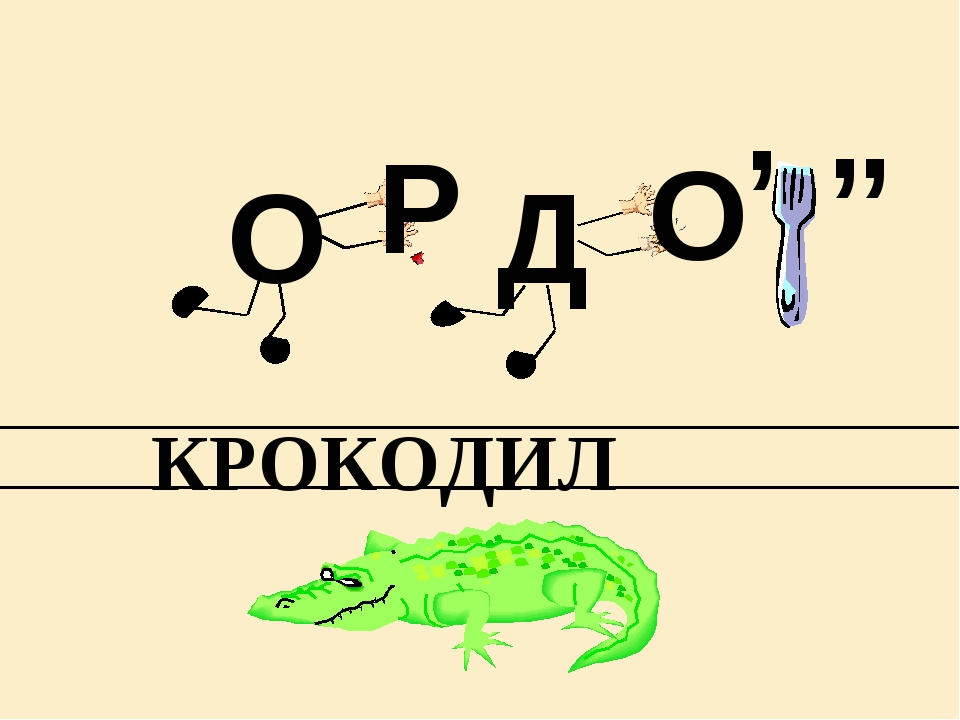 О Р Д О , , , КРОКОДИЛ