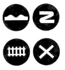 первые дорожные знаки4
