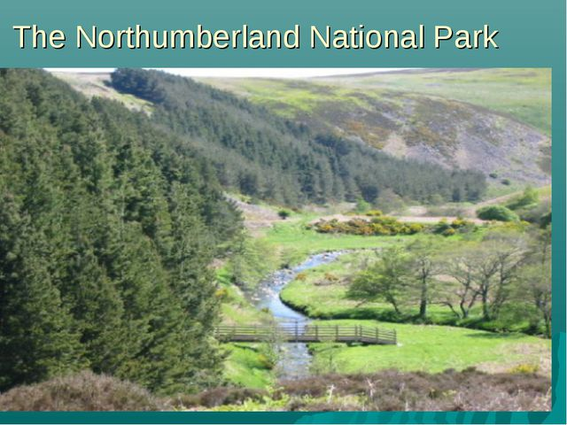 The Northumberland National Park