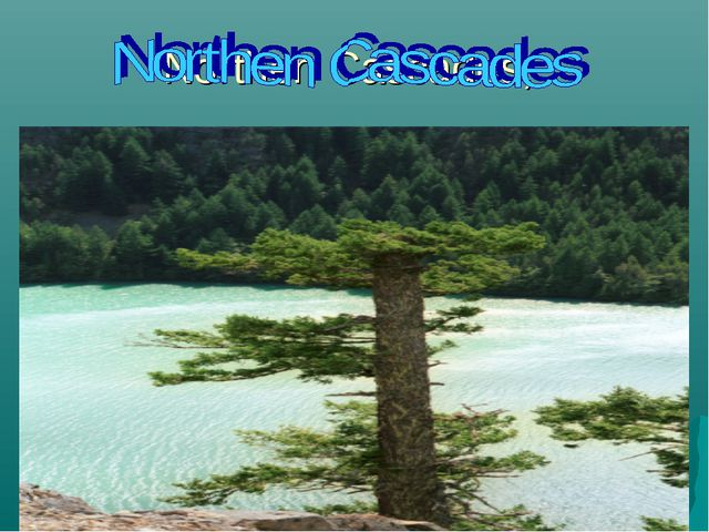 Northen Cascades,