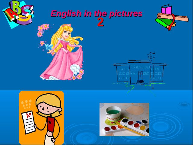 English in the pictures 2