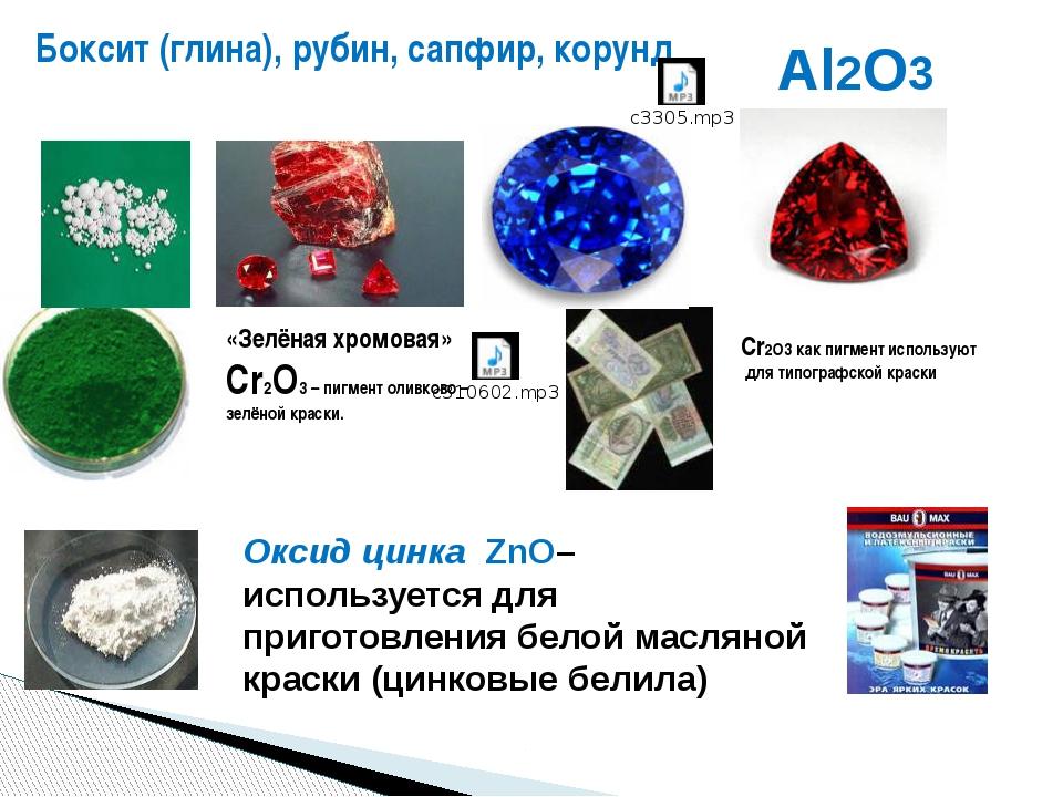 «Зелёная хромовая» Cr2O3 – пигмент оливково – зелёной краски. Cr2О3 как пигме...