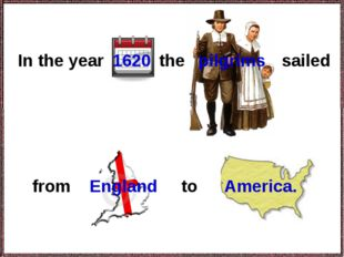 In the year sailed to from the 1620 pilgrims England America.