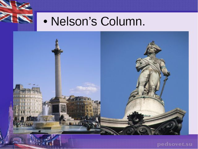 Nelson's Column.