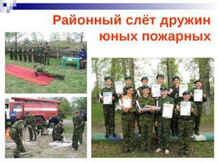 Областная профильная смена «Юный пожарный-спасатель - 2011