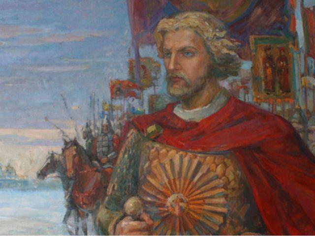 «Страшны в ярости мужества своего» В ХIII в. народам Прибалтики и Руси пришл...