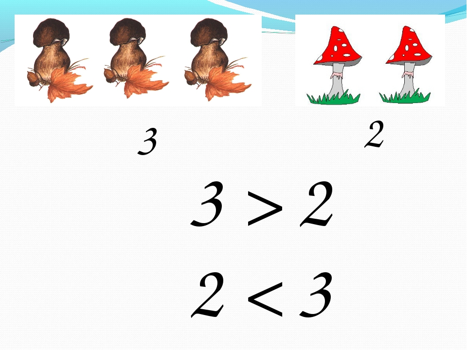 2 3 3 > 2 2 < 3