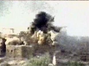 На помощь душманам пришли части пакистанской регулярной армии. Но и их атаки