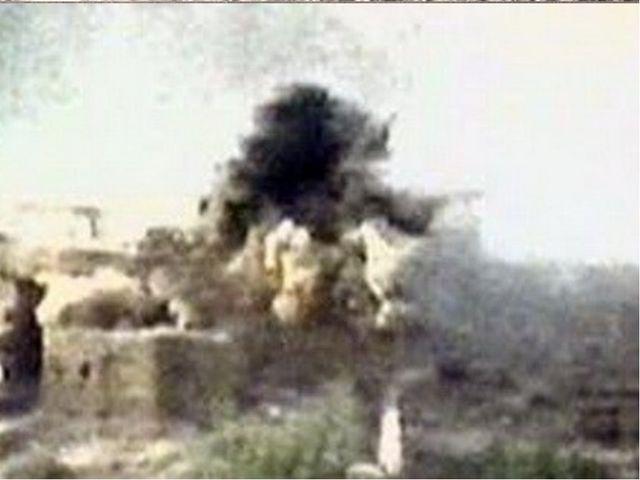 На помощь душманам пришли части пакистанской регулярной армии. Но и их атаки...