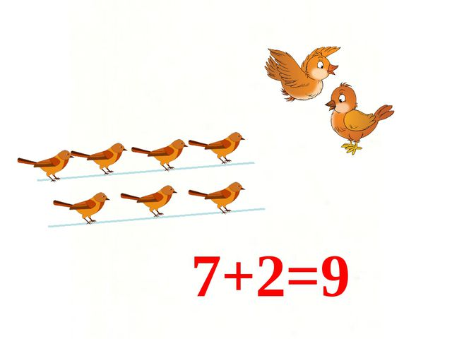 7+2=9