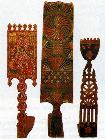 Деревянный мир Руси 1990 Маёрова К., Дубинская К. - Русское народное прикладное искусство