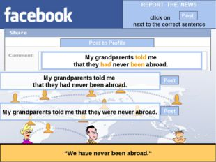 """Post to Profile """"We have never been abroad."""" My grandparents told me that the"""