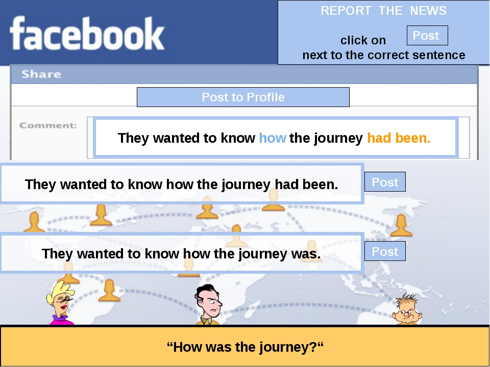 """Post to Profile """"How was the journey?"""" They wanted to know how the journey ha..."""