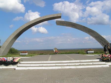 мемориал разорванное кольцо