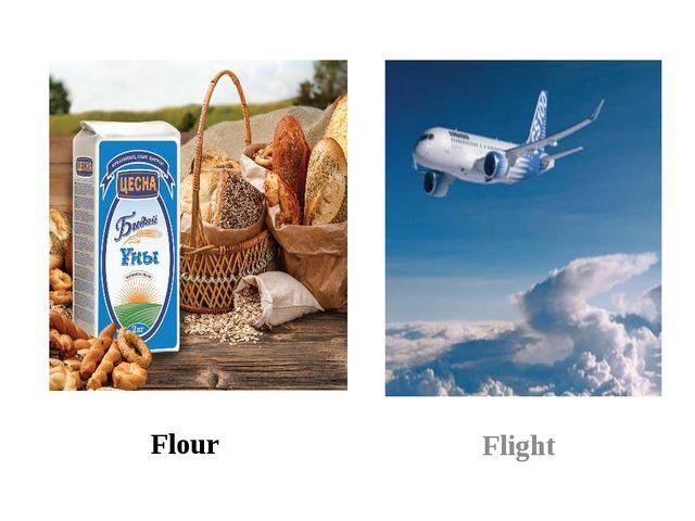 Flour Flight