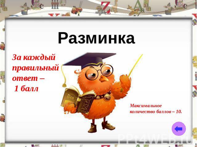 Команда «Мышки» Команда «Паскалики» Конкурс «Приветствие Максимальная оценка...