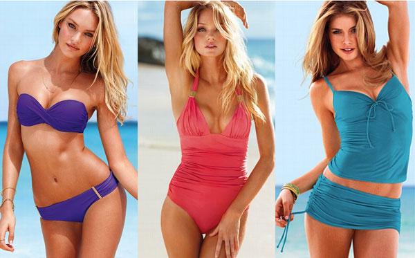 Модные купальники лето 2013 фасоны