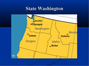 State Washington