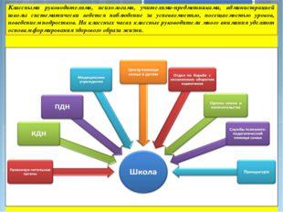 Классными руководителями, психологами, учителями-предметниками, администрацие
