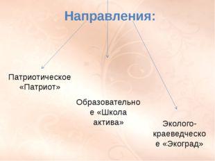 П. 22 стр. 160-164, РТ п. 22 № 1, 2, 3. Направления: Патриотическое «Патриот»